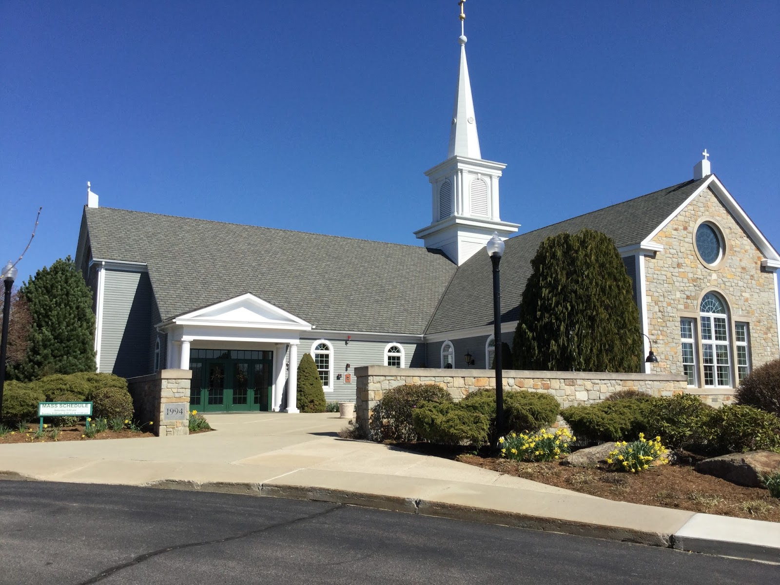 St Peter S Church Warwick Rhode Island