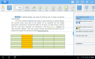 Microsoft Word 2016 for Android
