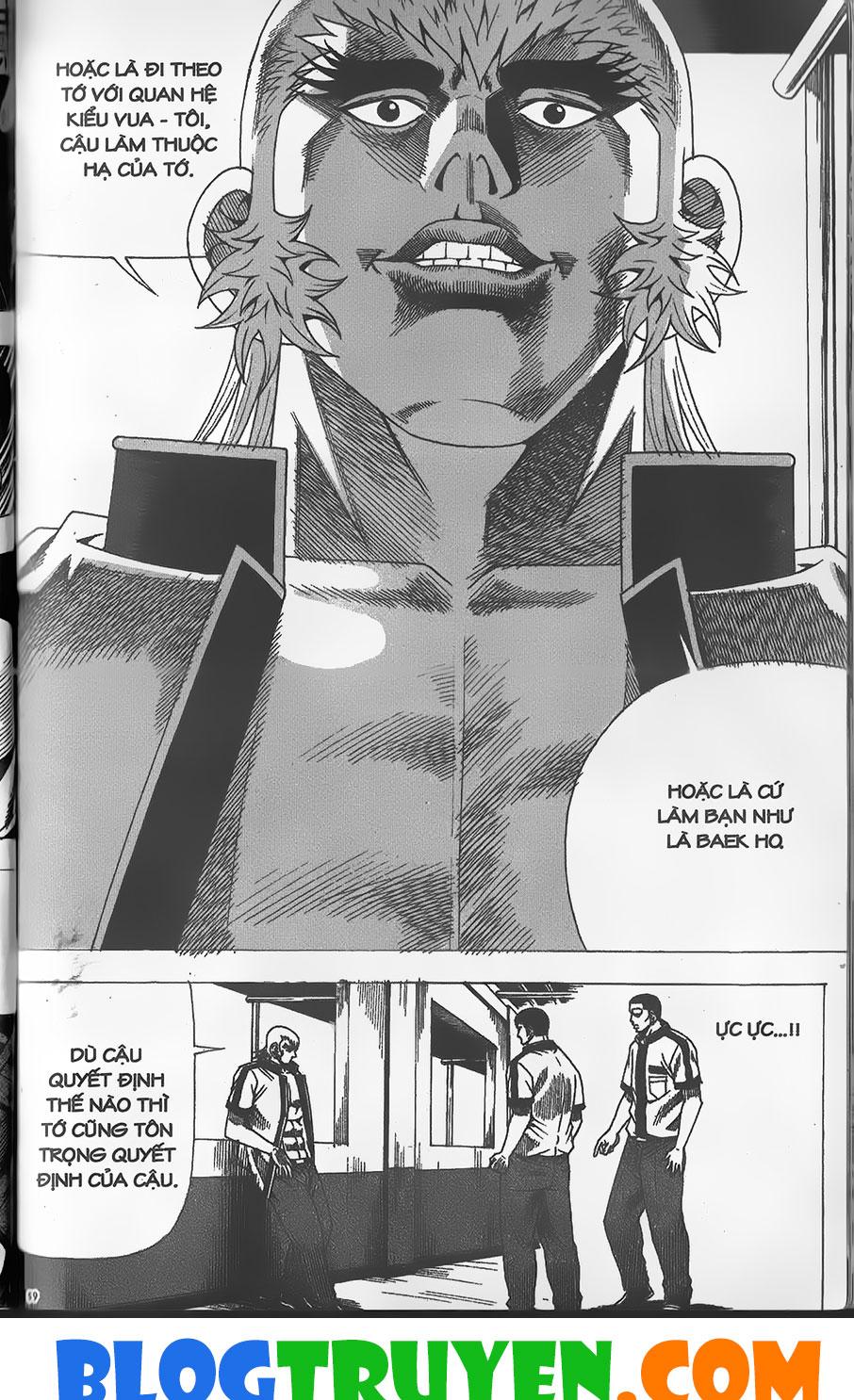 Bitagi - Anh chàng ngổ ngáo chap 283 trang 14