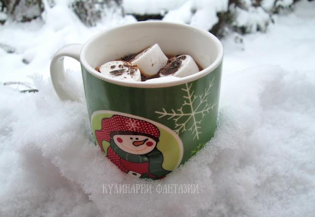 Чаша Горещ шоколад
