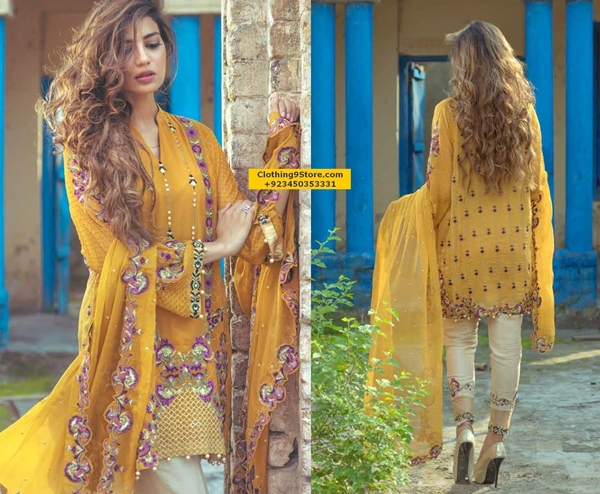rozina munib eid collection 2017