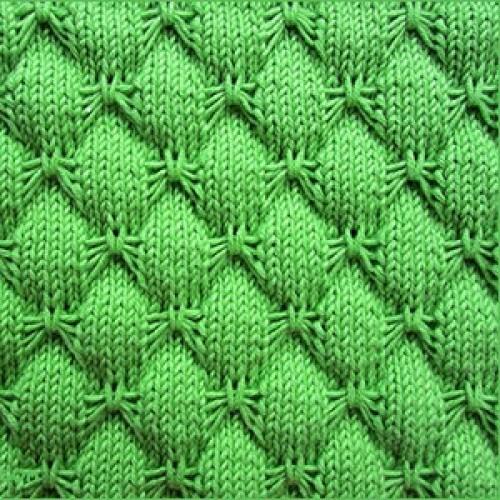 Butterfly Stitch - Free Pattern
