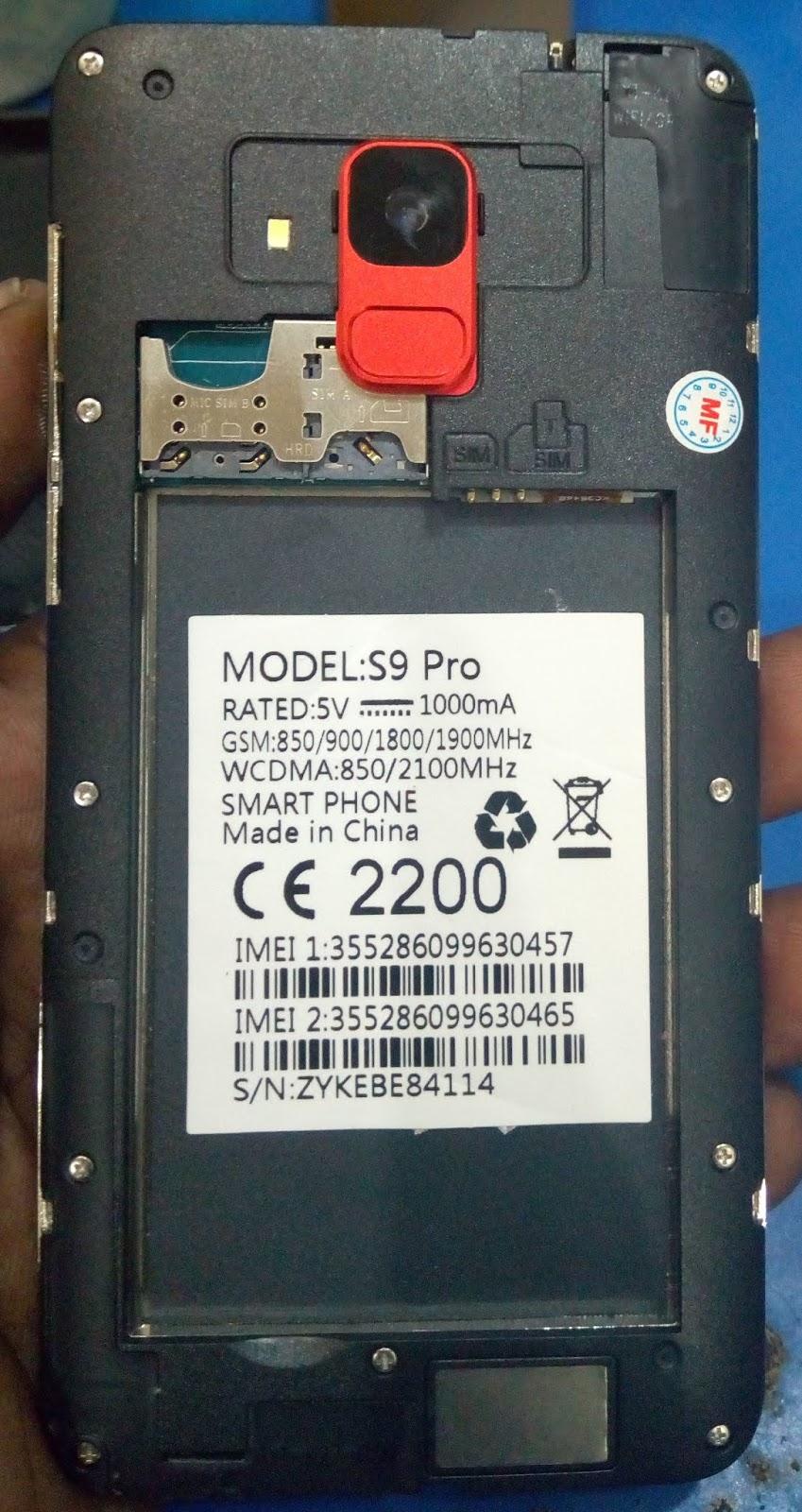 Oppo Clone S9 Pro Flash File
