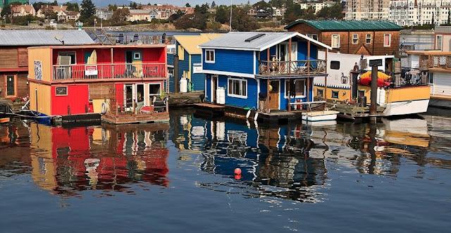 James Bay em Victoria