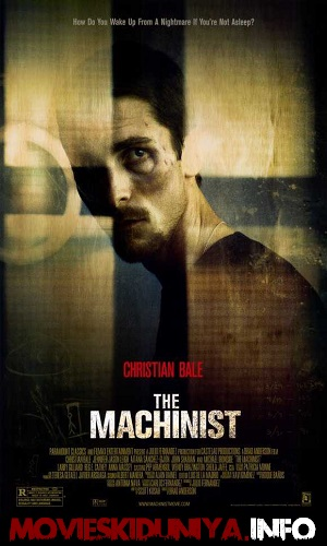 The Machinist (2004) Hindi Dual Audio 480p Bluray 350MB