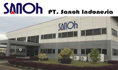Lowongan Kerja Jobs : Operator Produksi Lulusan Baru Min SMA SMK D3 S1 PT Sanoh Indonesia Membutuhkan Tenaga Baru Seluruh Indonesia