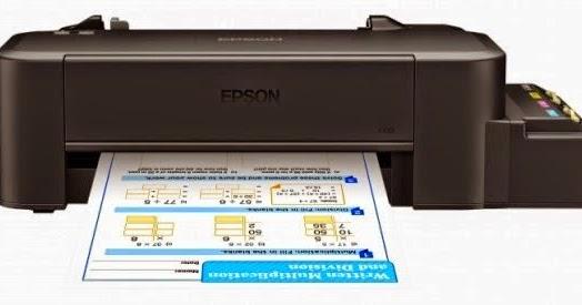 Computer Blog: Epson L220 Printer Resetter Software Download