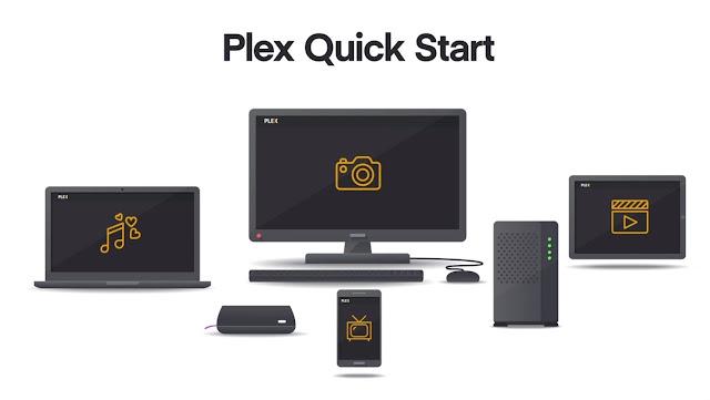 Plex Media Server imagenes