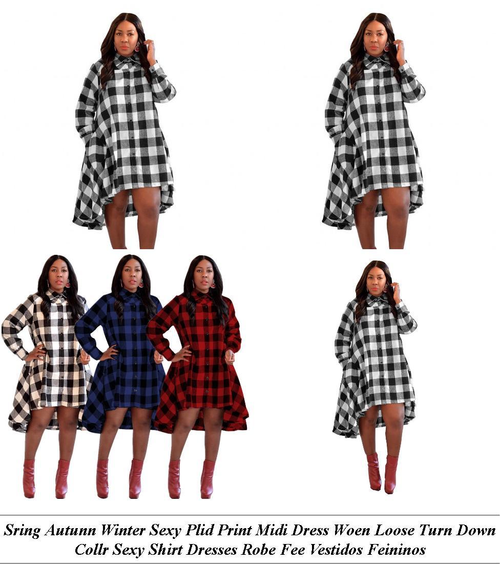 Party Dresses - Sale On Brands Online - A Line Dress - Cheap Cute Clothes