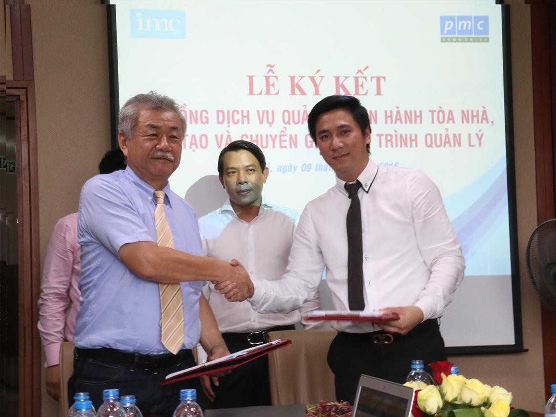 PMCC sẽ là đơn vị quản lý chung cư N02T1 Ngoại Giao Đoàn - An Bình Complex
