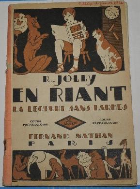 3ième livret pour le cours préparatoire, édition 1933 (collection musée)