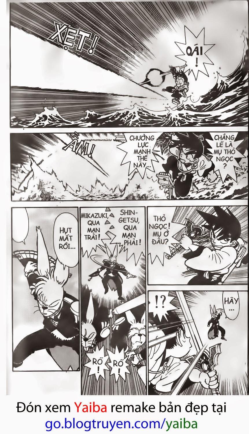 Yaiba chap 135 trang 10