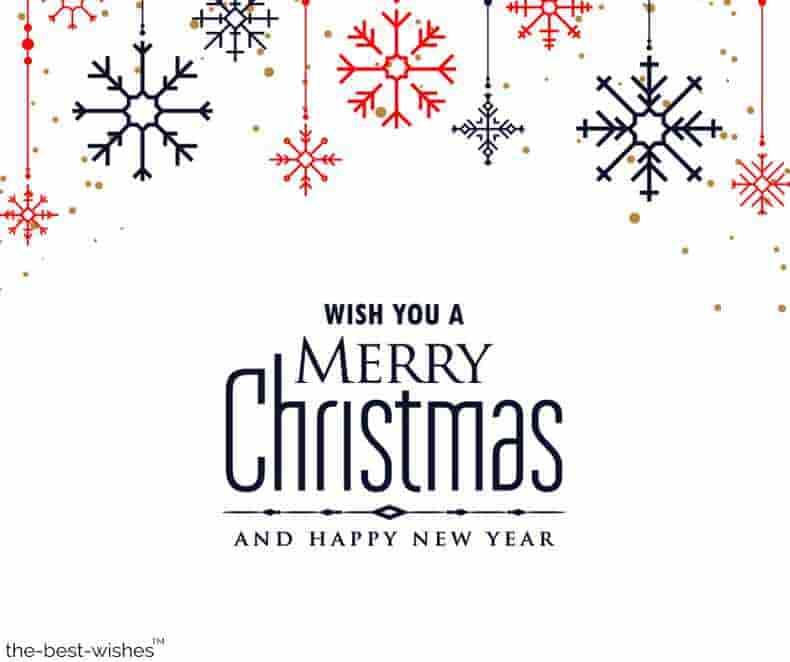 short christmas wishes image
