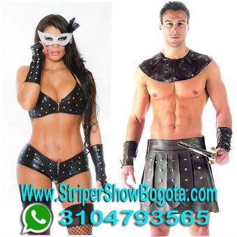 STRIPER EN PAREJA Y SHOWS DE STRIPER
