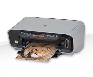 Canon PIXMA MP160 Scanner Printer