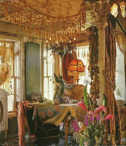 Bohemian Style In Australian Home Decor Ideas: Fauna Decorativa: Con Una Mirada Bohemia / With A Bohemian