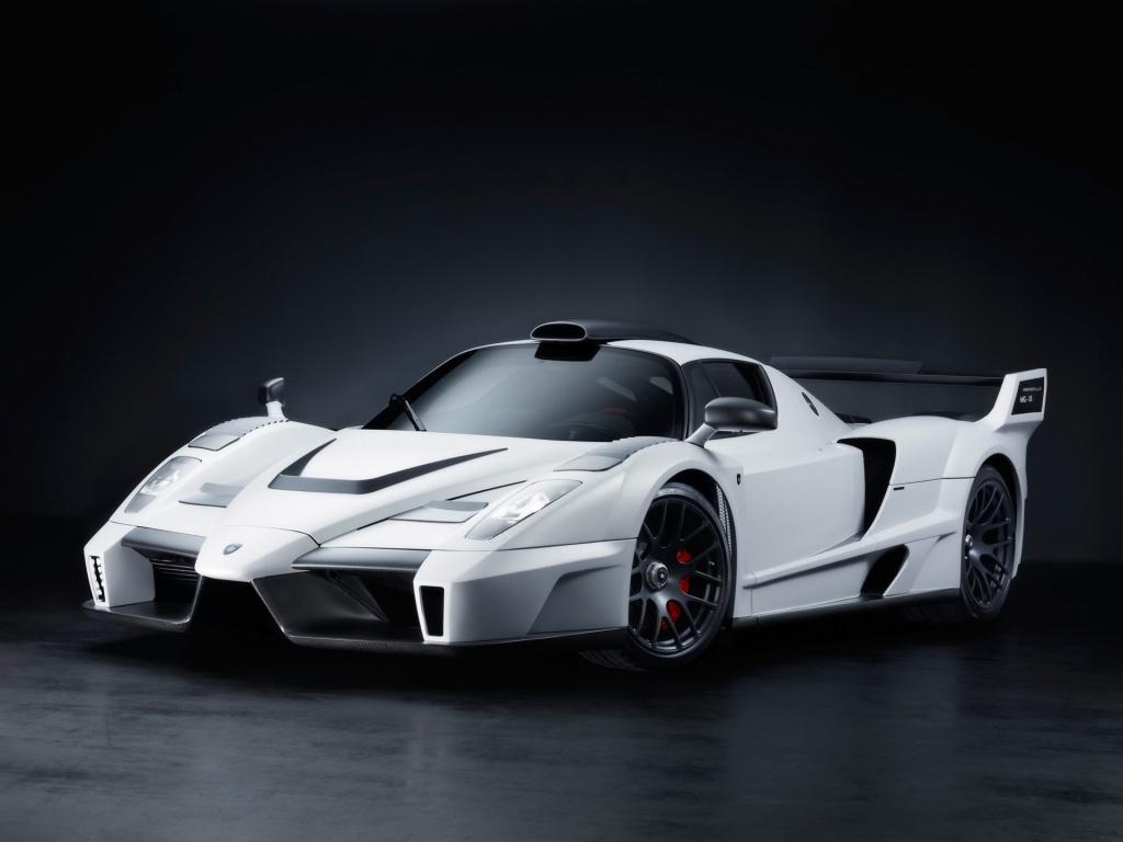 Ferrari Enzo 2014 White