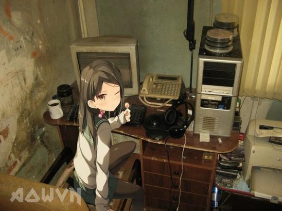 010 AowVN.org m - [ Hình Nền Anime ] cực ảo diệu từ MS INSANITY | Wallpaper