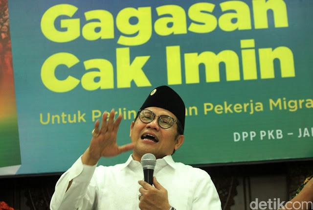 Cak Imin Kumpulkan 50 Kiai, Siapkan Langkah Jika Tak Dipilih Jokowi