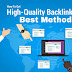 How to Improve Your Blog's Post Rank by Creating Quality Backlinks
