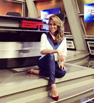 Vanessa Huppenkothen, nueva presentadora de Sportscenter en ESPN México | Ximinia