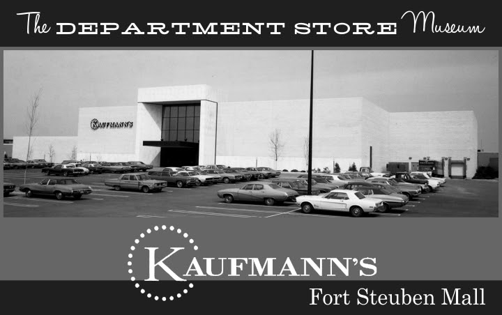The Department Store Museum: Kaufmann's, Pittsburgh ...