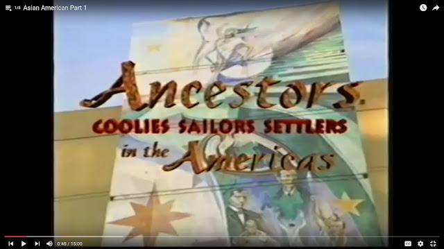 Ancestors in Americas, Loni Ding