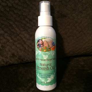 earth mama natural stretch oil review