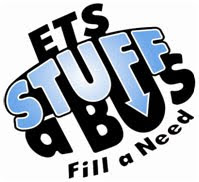 'stuff a bus' campaign helps out edmonton food bank