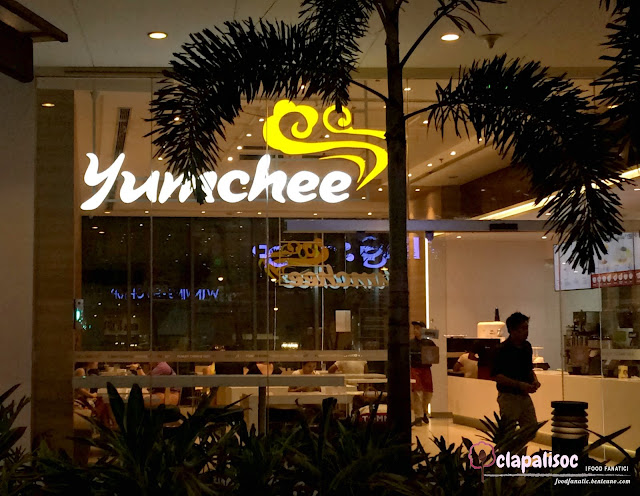 Yumchee Bonifacio Stopover