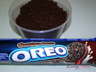 oreo cookies chocolate creme potted plant dessert recipe