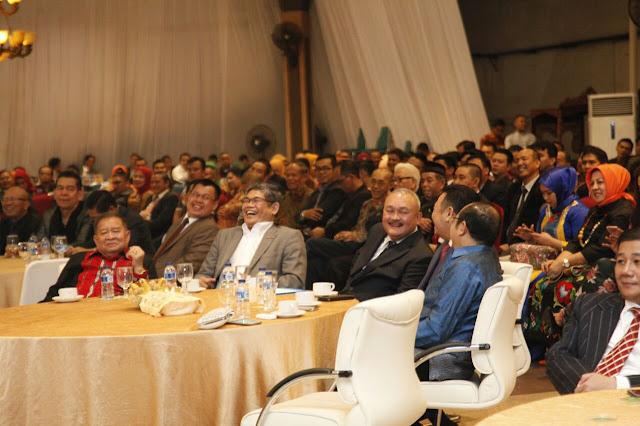 HUT PERADI, Gubernur Sumsel Jualan Asian Games