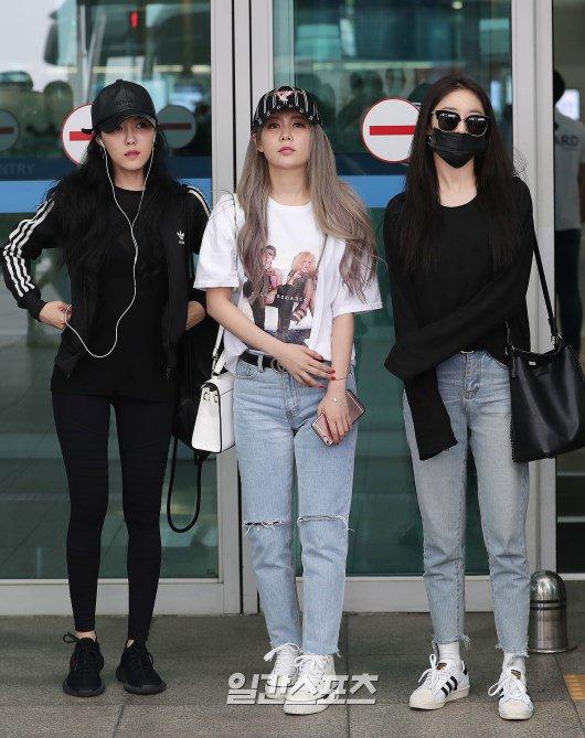 T Ara Fashion Style