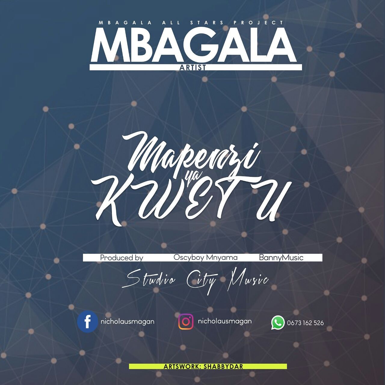 AUDIO | MBAGALA BOY - Mapenzi ya Kwetu | Download - DJ Mwanga