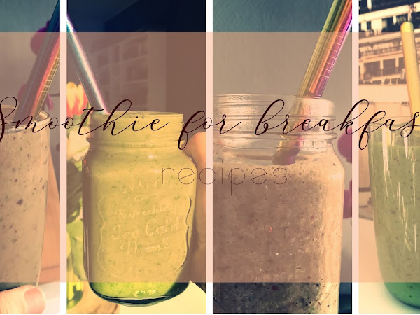 Smoothie for breakfast :: Recipes