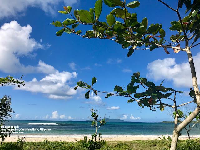 Bulalacao Beach, Jose Panganiban, Camarines Norte, Philippines