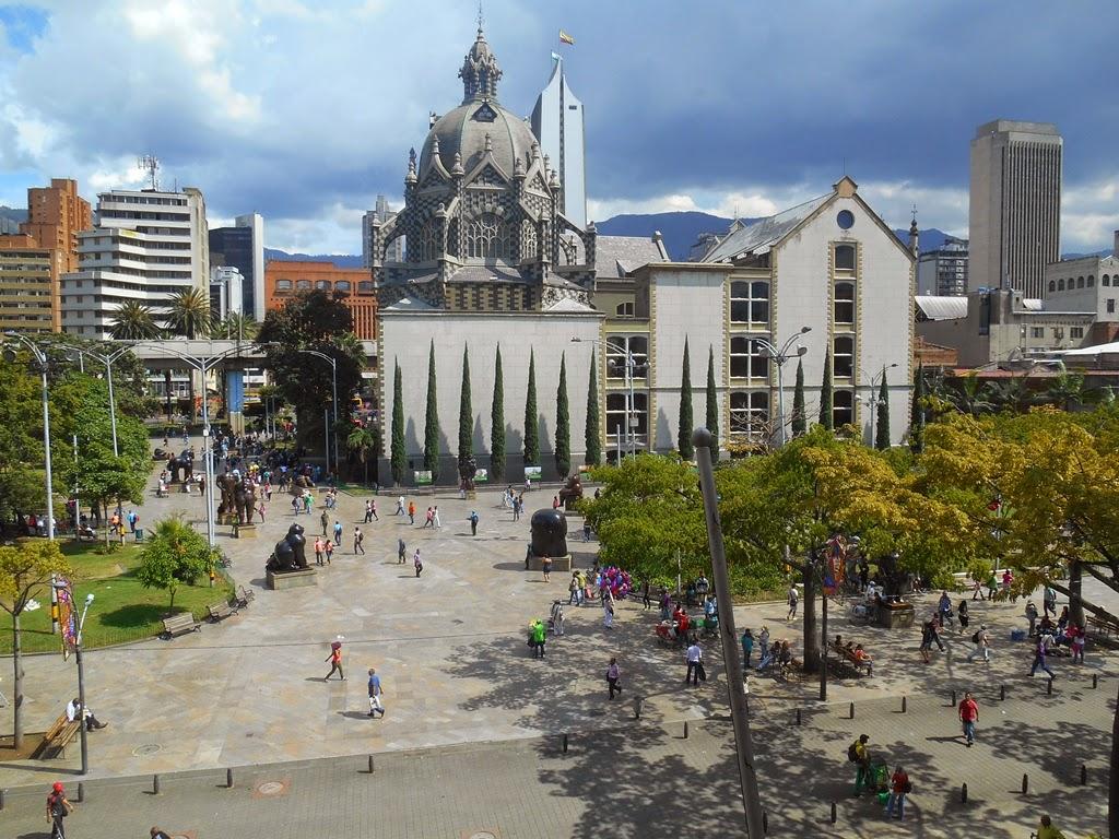 sitios turísticos de Medellín