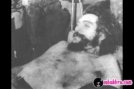 foto che guevara setelah mati