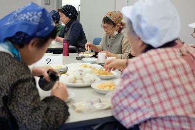 長野県生坂村 蕎麦とどぶろくの集い かあさん頑張る会