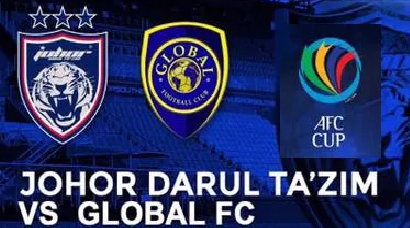 live streaming Global FC Vs JDT 5 April 2017 AFC Cup