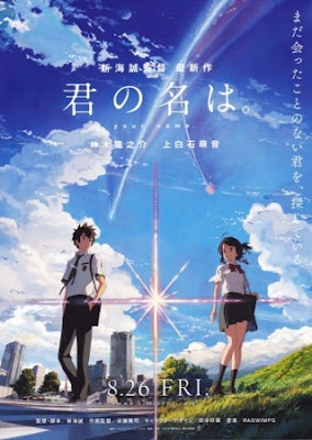 Kimi no Na wa Movies Subtitle Indonesia Web-DL Batch