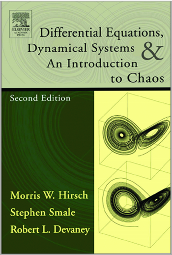 Books Library: Differential Equations, Dynamical System