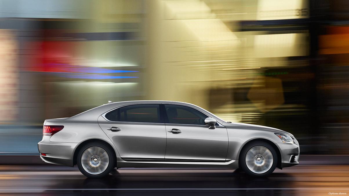 Một chiếc sedan siêu sang, không kiêu ngạo, chứng tỏ đẳng cấp đích thức