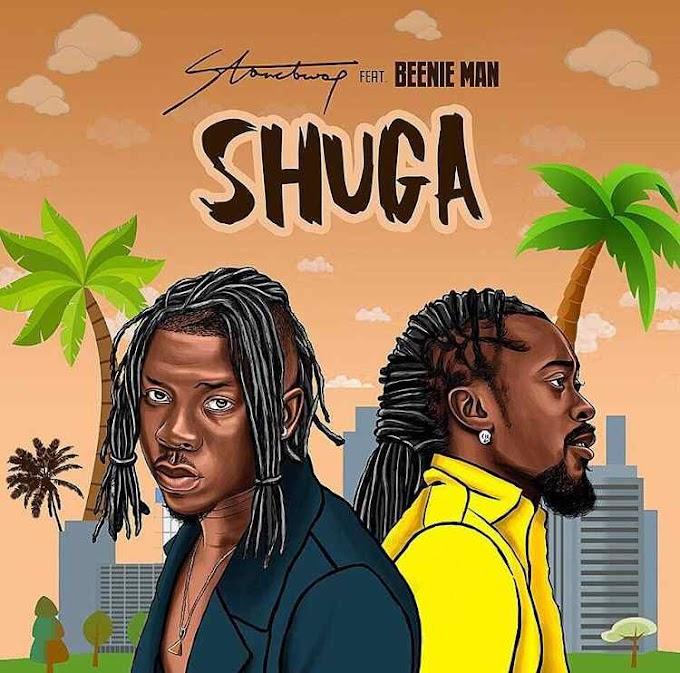 Stonebwoy Feat Beenie Man-Shuga(Prod By Streetbeatz)