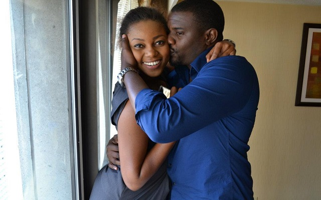 Yvonne Nelson is pregnant for John Dumelo