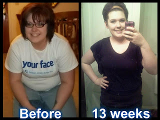 Angel lost weight on Skinny Fiber supplement