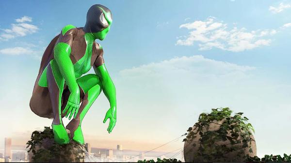 Rope Frog Ninja Hero - Strange Gangster Vegas [Mod Unlimited Money]