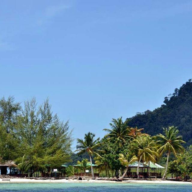Pulau Putri Tapanuli tengah