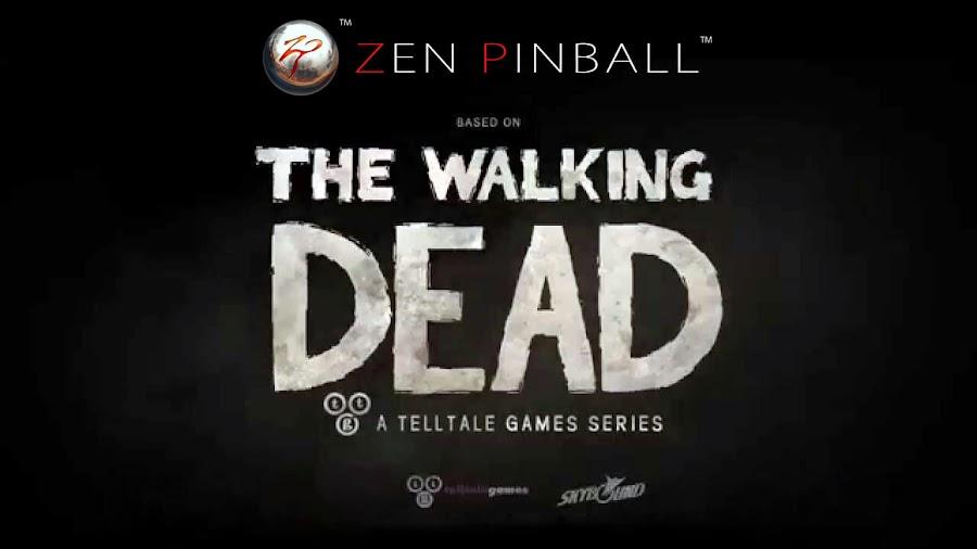 walking dead pinball zen studios