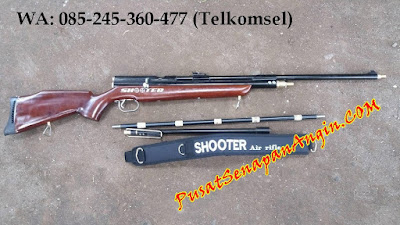Senapan Angin PCP Shooter Air Rifle